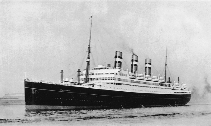World Ship Society Port Of New York Branch - 1930s cruise ships